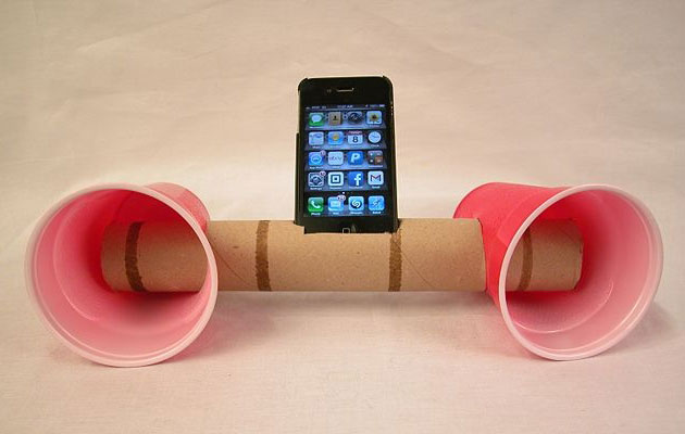 iphone beker speaker